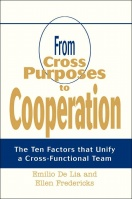 From Cross Purposes to Cooperation